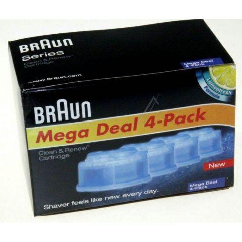 Braun CCR4 Rengjøringskasetter