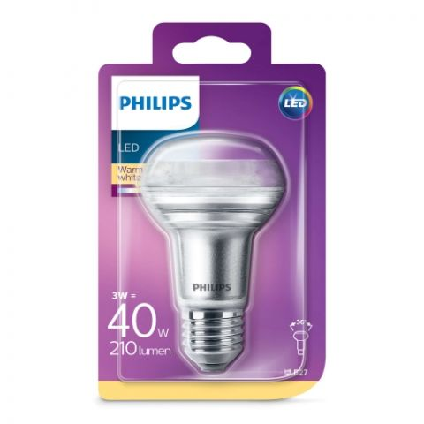Philips LED CLA 40W R63 E27