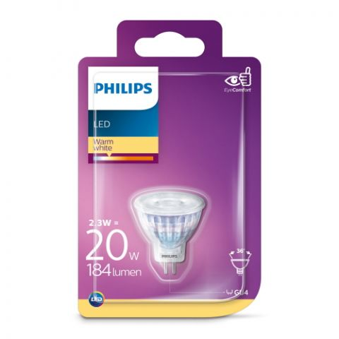 Philips LEDClassic 20W MR11 GU4
