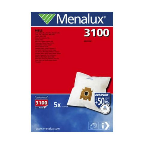 Menalux 3100 Støvsugerposer