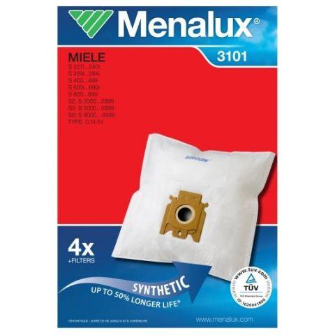 Menalux 3101 Støvsugerposer