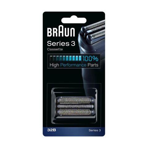 Braun Combipack 32B series 3 casette