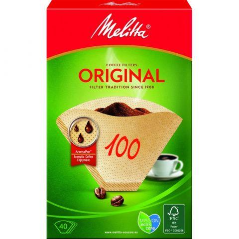 Melitta Filterpakning 100