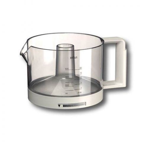 Braun Citruspresse, Bolle 600 ml. (4161621)