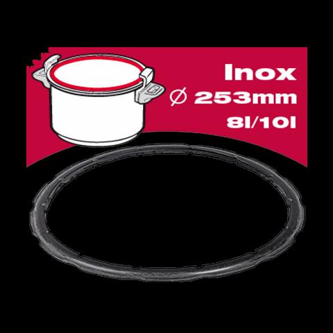 Pakning 8-10L rustfritt stål