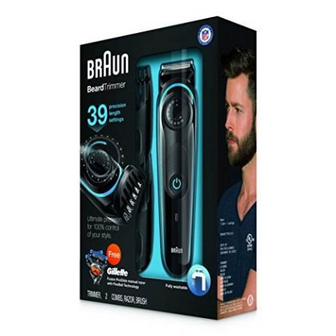 Braun BT3040 Beard Trimmer