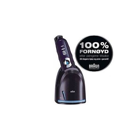 Braun Series3 Shaver 350cc box