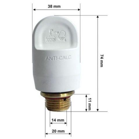 Tefal Skrukork til boiler GV5220 (Passer flere modeller)
