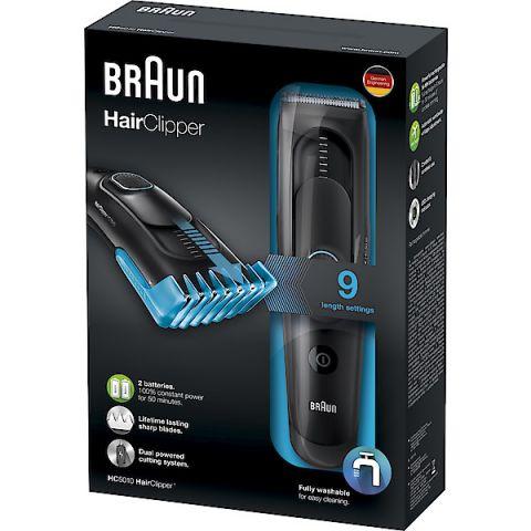 Braun HC5010 Hårklipper