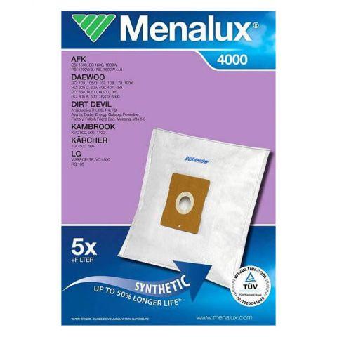 Menalux 4000 Støvsugerposer