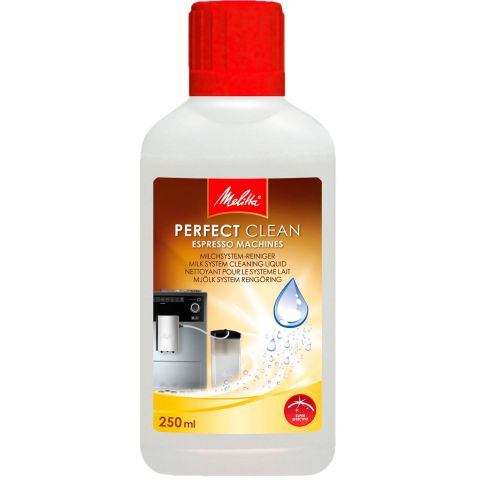 Melitta Perfect Clean Rengjøring Melkesystem 250ML