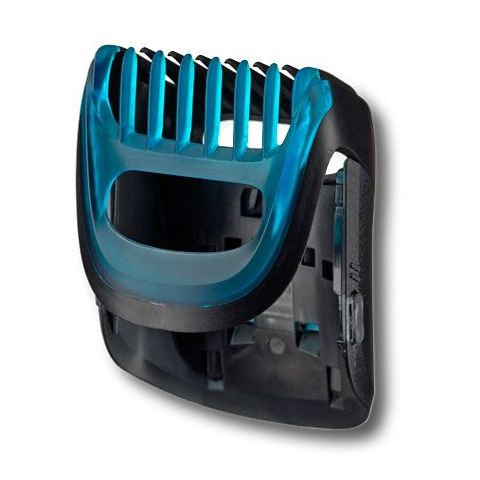 BRAUN Beard Comb attachment black Cruzer 6 5417