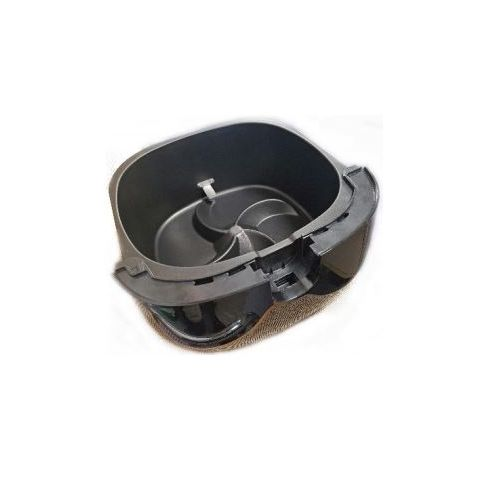 Philips Airfryer HD9261 outer pan assy black