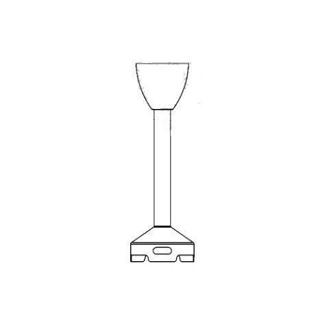 OBH 7713 Foot/Mixer/Stainless Steel
