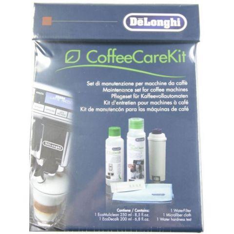 Coffee Care Kit / vedlikeholdskit Delonghi kaffemaskiner, Magnifica