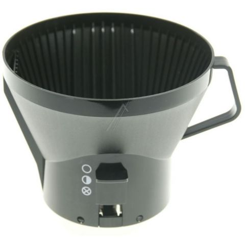 Moccamaster Svart Filterholder (m/ regulering) KB741