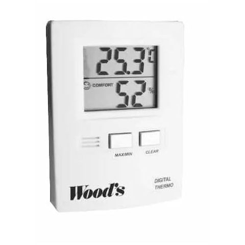 Wood's Thermo Hygrometer