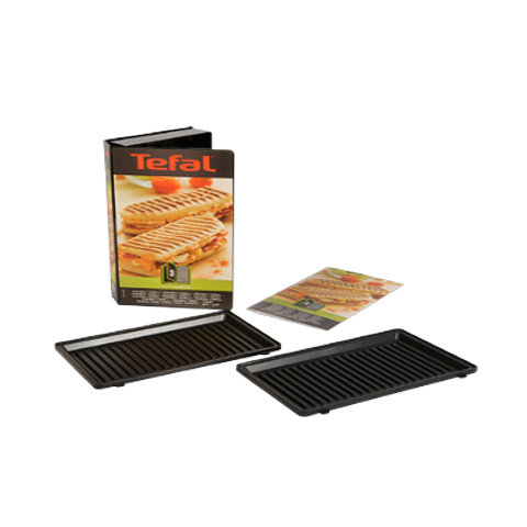 Tefal Grill Plate Panini Snack collect