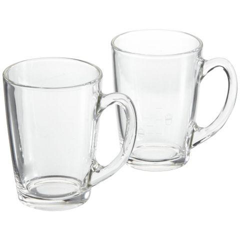 KRUPS Espresso mug x2 cappuccino