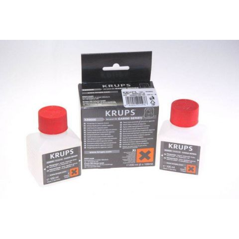 KRUPS Liquid cleaner for the Barista cappuccino system